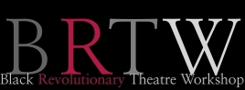 Black Revolutionary Theatre Workshop logo